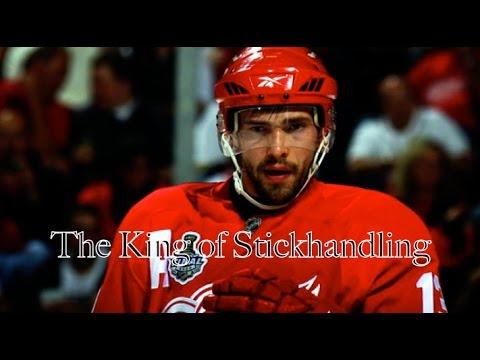 Pavel Datsyuk Па́вел Дацю́к - The King of Stickhandling 2