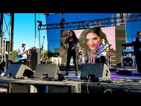 Isabel Marie - Dime Porque @ Fiesta De La Flor 2018. Corpus Christi, TX