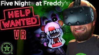Spooky Pizza Party - Five Nights at Freddy's VR: Help Wanted: Spooky Month | VR the Champions