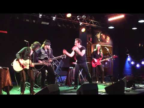 Elliott Murphy /The Normandy All Stars-The Wanderer (Dion cover, performed with Scott Kempner