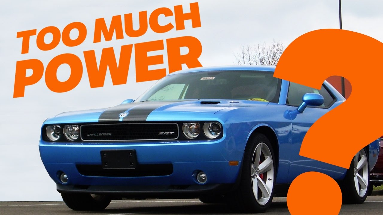 6 Cars That Have Too Much Horsepower