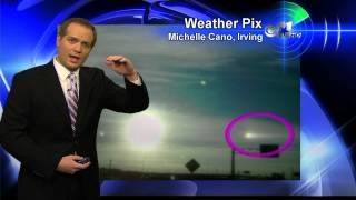 KTVT-11, Fort Worth, TX - 10pm news, weather segment - Larry Mowry - November 15, 2012