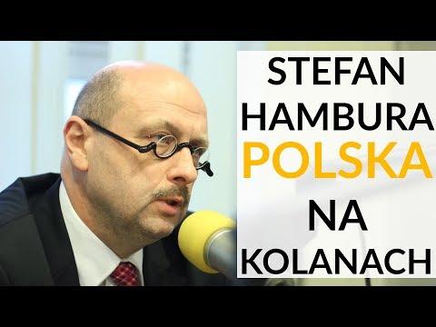 Hambura u Gadowskiego:  PiS się pogubił. Polska wobec Niemiec cały czas jest na kolanach