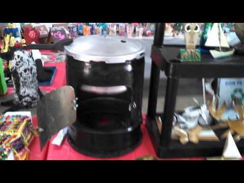 como hacer una mini estufa casera low cost  FunnyDogTV