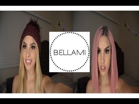 Honest Bellami Hair Wig Review Nikita Dragun Saphira