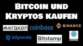 Bitcoin kaufen! Aber wo? Kryptobörsen Vergleich für Ethereum, Litecoin und Altcoins