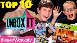 Top 10 Toys of 2015 | UNBOX IT