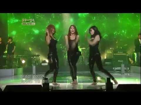 [HIT] 불후의 명곡2-차지연(Cha Ji Yeon) - 잡초.20121103
