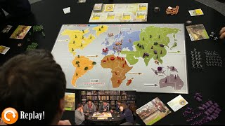 Risk Legacy - Gameplay & Discussion