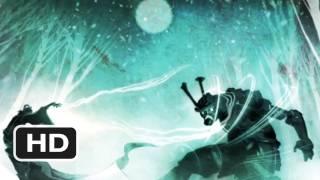 Feudal Warriors (Animated Short) Scene - Sucker Punch Movie (2011) - HD