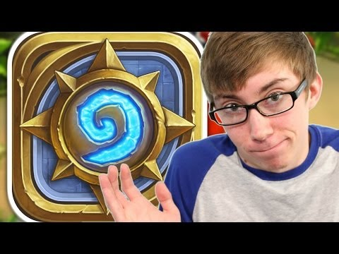 HEARTHSTONE: HEROES OF WARCRAFT (iPad Gameplay Video)