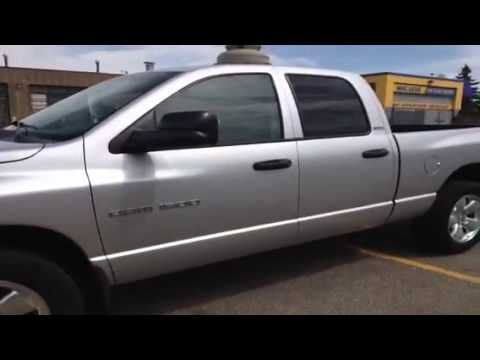 "2012 Dodge Ram 1500 >> 2002 Dodge Ram 1500 4dr Quad Cab 140"" WB 4WD 4 Door Pickup - YouTube"