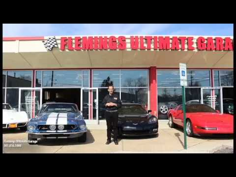 Home | Flemings Ultimate Garage Classic Cars, Muscle Cars