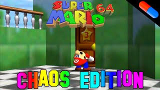 SUPER MARIO 64 CHAOS EDITION #4 - Anti-Wasser ║ HD ¤ Let