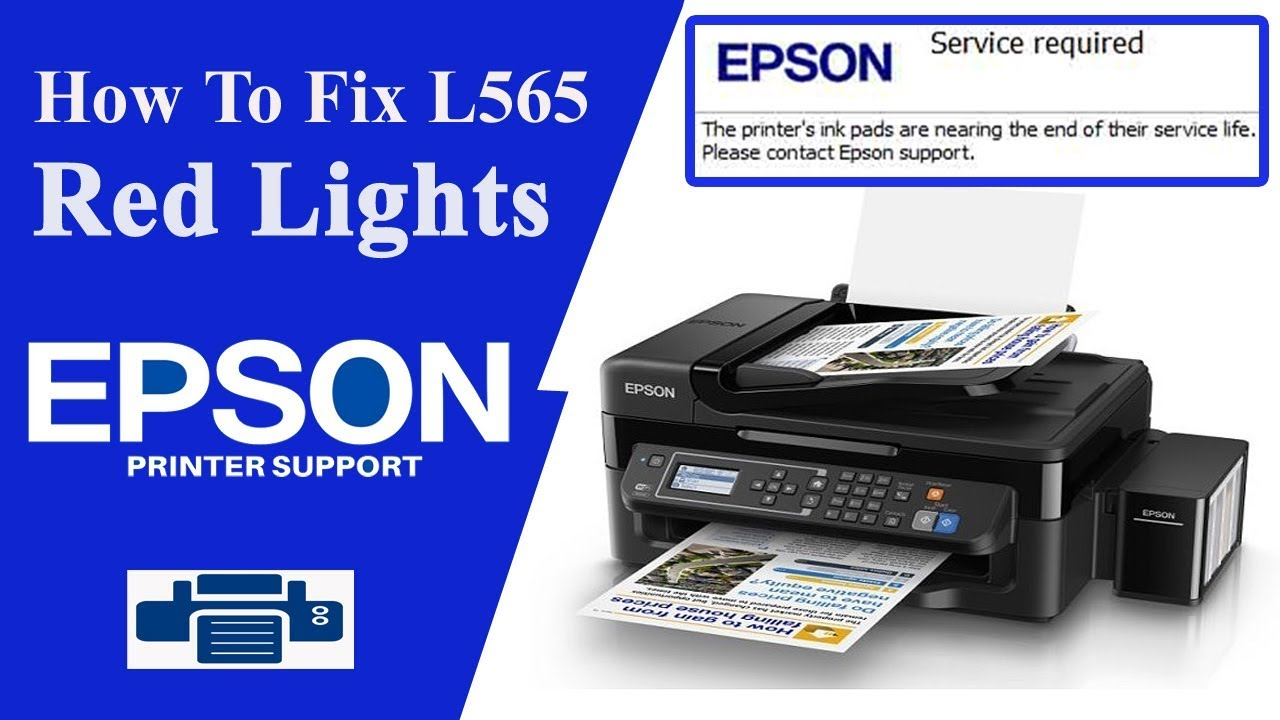 How To Fix Epson Printer Recovery Mode