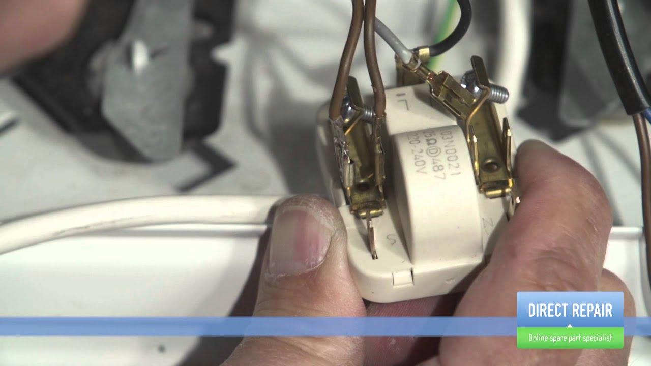 Refrigeration Startrelais Melex 212 Golf Cart Wiring Diagram Hoe Vervang Ik Het In Een Koelkast Youtube