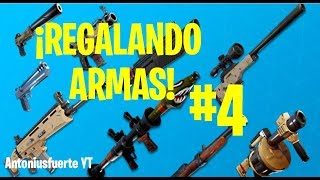 GIFTING WEAPONS IN FORTNITE SAVE THE WORLD + MAKING TORMENT COFRES