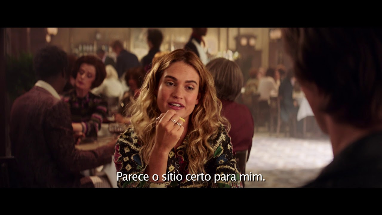 Mamma Mia! Here We Go Again | Trailer #3 Legendado PT |(HD)