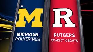 Michigan at Rutgers: Week 11 Preview | Big Ten Football