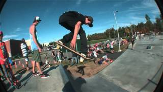 Ouverture Skatepark Boisbriand | Tournée Technical Skateboards 2014
