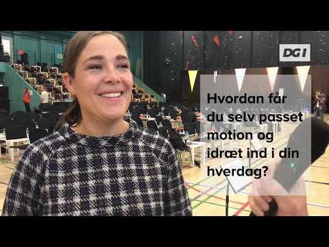 3 spørgsmål til Astrid Krag på DGI's årsmøde 2019