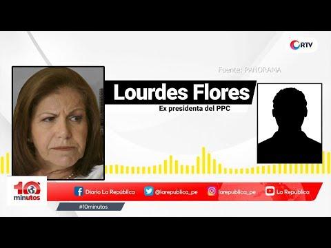Flores Nano no niega aporte de Odebrecht en audio - 10 minutos Edición Matinal