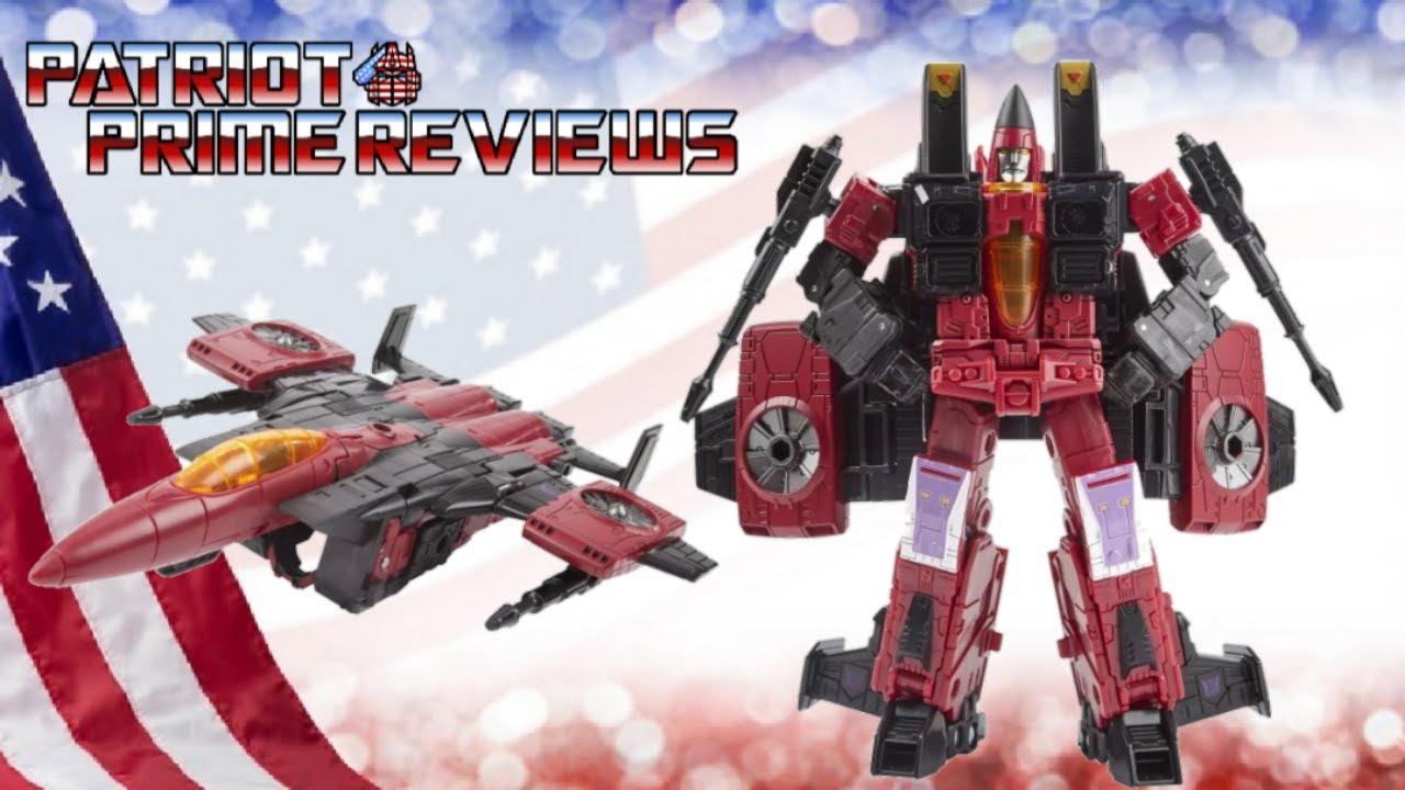 Patriot Prime Reviews Earthrise Thrust