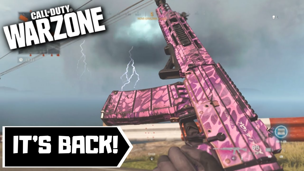 The Grau STILL Melts! (Call Of Duty Warzone)