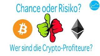 Bitcoin (BTC) Risiko oder Chance? Globale Gewinner und Verlierer der Blockchain Technologie