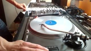 Al Mac Studio Hard/Acid techno vinyl dj mix 04/08/17