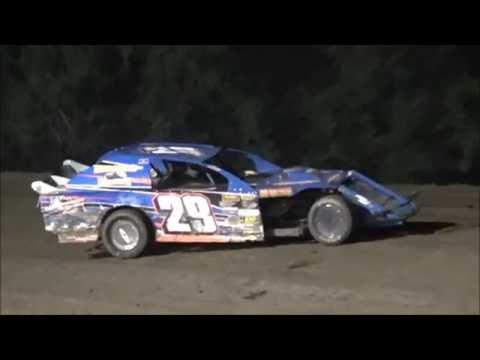 Salina Speedway *Mid America Clash 4* M&H Motors IMCA Northern Sport Mods 9-30-16