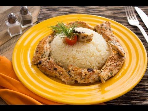 دجاج مشوي بصوص المستردة  + مافن الدجاج بالخضار - برنامج الكوكو ج2