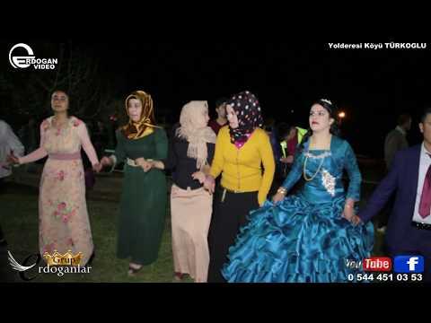 K.MARAŞ Düğünleri (46) # Türkoğlu Yolderesi Yaylası- Veysel Tuna'nın Kına Gecesi # GRUP ERDOĞANLAR