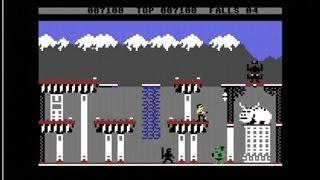 BRUCE LEE (C64 - FULL GAME)