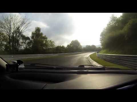 nurburgring full lap Mondeo ST200