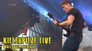 Killerpilze - LIVE auf dem Wallsbüll Open Air 2013