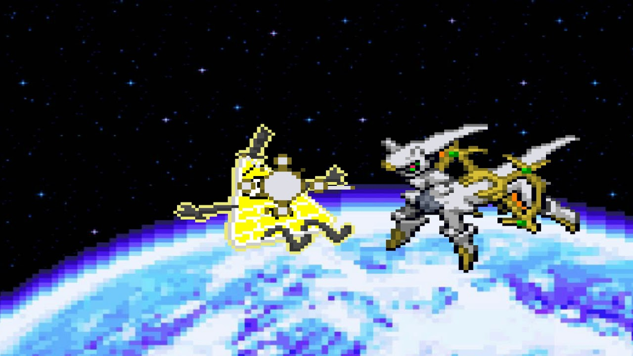 Bill Cipher vs Arceus