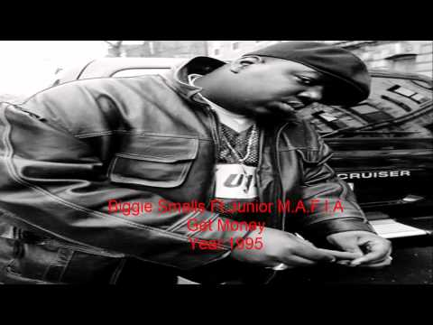 Biggie Smalls Ft Junior M.A.F.I.A-Get Money [Lyrics In Description]