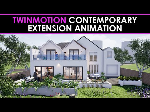 Professional - Creative - Eco Friendly - Architecture - Animation