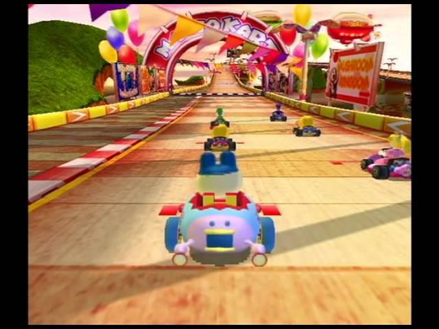 [Arcade] Mario Kart Arcade GP 2 - Mario Cup -150cc