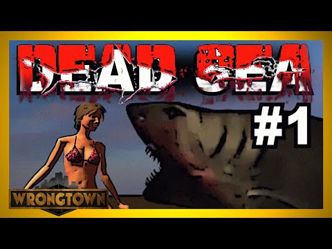 =Dead Sea / Обзор Dji Phantom 3 Professional 4К Видео=