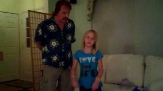 Little Goldie Goldfish Kaila Jensen and Scott Jensen june 2, 2010