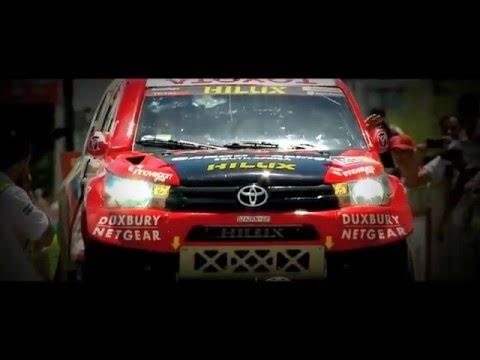 Toyota at Dakar Rally 2016