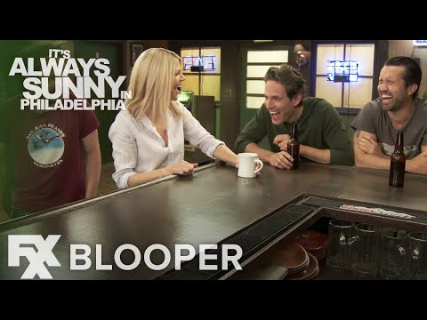 It's Always Sunny In Philadelphia | Season 11 and 12 Blooper Reel | FXX