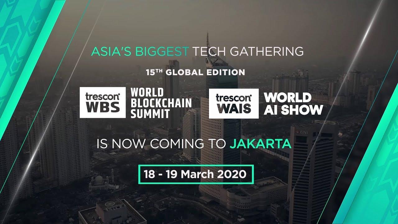 Introducing #WorldAIShow & #WBSJakata - Jakarta 2020