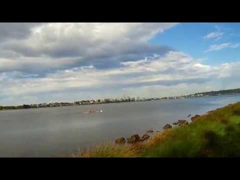 Beautiful Morning @ Swan River Perth Australia