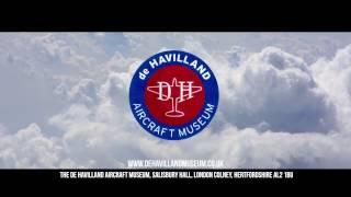 de Havilland Aircraft Museum Cinema Commercial