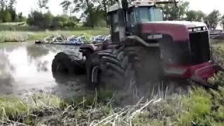 приколы с тракторами 2