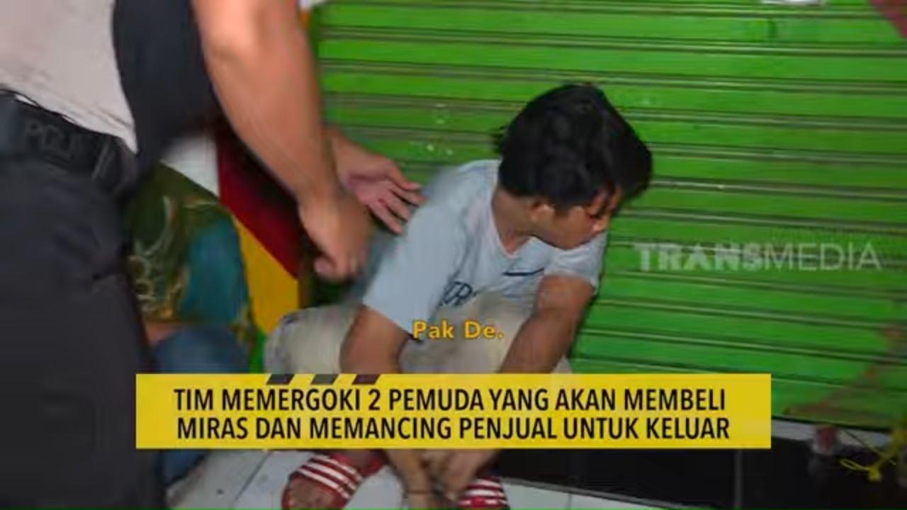 Raimas Reborn Gerebek Penjual Ciu Berkedok Jual Jamu | THE POLICE (04/09/20) Part 2