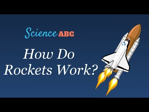 Science of a Rocket Launch: How do Rockets Work?
